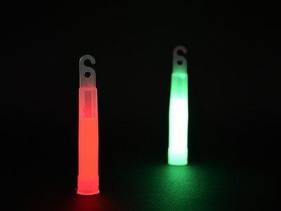 """Обзор товара: Химический источник света (ХИС) Cyalume ChemLight 4"""" Red"""