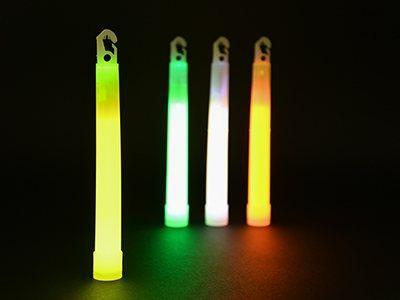 """Обзор товара: Химический источник света (ХИС) Cyalume ChemLight 6"""" Yellow"""