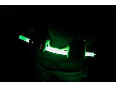"""Обзор товара: Химический источник света (ХИС) Cyalume LightStick 15"""" Green"""