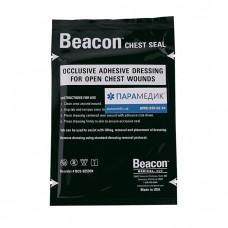 Повязка окклюзионная невентилированная Beacon Chest Seal компактная