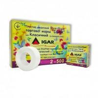 Пластир медичний IGAR RiverPlast на тканинній основі (бавовна) 2 см х 500 см