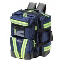 Рюкзак парамедика профессиональный KEMP Blue Ultimate EMS Backpack