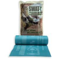 Жгут SWAT синий (Stretch Wrap And Tuck)