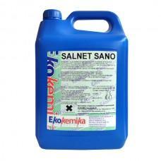 Антисептическое средство для рук и твёрдых поверхностей Salnet Sano 5л