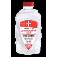 Антисептик MEDICAL DEF MDA 72+ 1л с крышкой