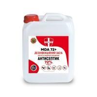 Антисептик MEDICAL DEF MDA 72+ канистра 5л