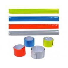 Набор слип-браслеты светоотражающие