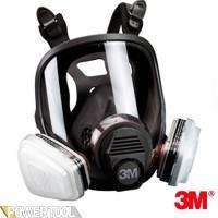 Захисна маска респіратор 3М 6900