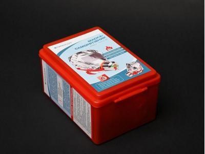 Обзор товара: Маска-самоспасатель Paramedic