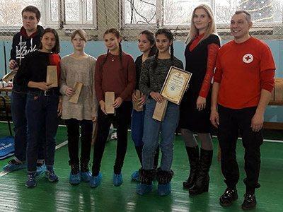 Компания «Парамедик» выступила спонсором мероприятия, посвящённого Дню вооружённых сил Украины