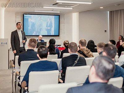 Презентация аптечки для групп личной охраны на конференции «Телохранитель-2017»