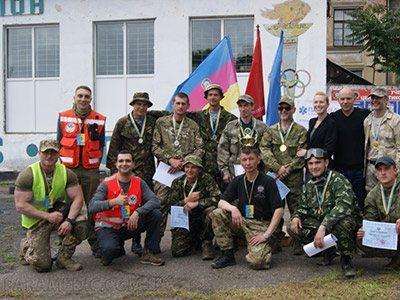 Компания «Парамедик» выступила спонсором турнира Николаевской области по тактико-специальной подготовке и защитной стрельбе