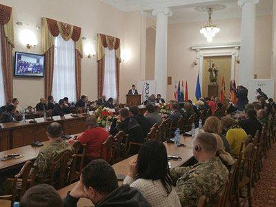 Интернет-магазин Paramedic.com.ua стал генеральным партнером выставки-конференции «Тактична медицина в Україні»