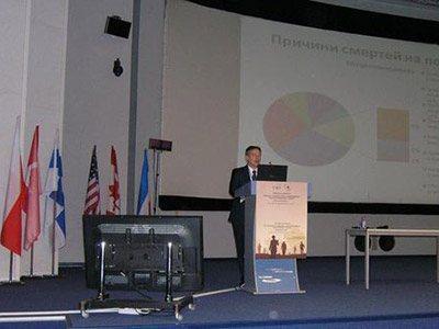 Paramedic.com.ua на международной конференции по тактической медицине