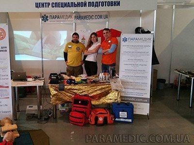 Компания «Парамедик» на выставке «Стальная грань 2016»