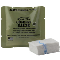 Бинт гемостатический QuikClot Combat Gauze Z-Folded