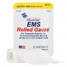 Гемостатический бинт Z-Medica EMS Rolled Gauze